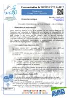Organisation, CTD etCET, clic here (FR) !
